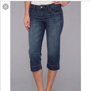 Kut from the Kloth Natalie Capri Jeans